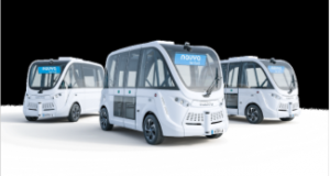 The autonomous shuttles debuted at the 2019 New Jersey Council on Special Transportation Expo Oct. 8 in Edison boast 15-passenger capacity, travel speeds up to 15 miles per hour and are 100 percent electric.