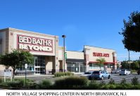 North Village Shopping Center in North Brunswick. - LEVIN MANAGEMENT CORP.