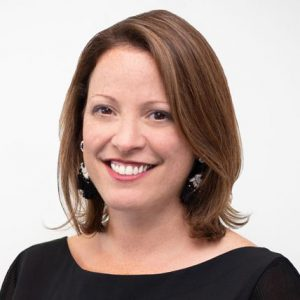 Danielle McMahan, chief people officer, John Wiley & Sons Inc.