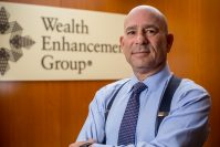 Steven Kaye, managing director, Wealth Enhancement Group.