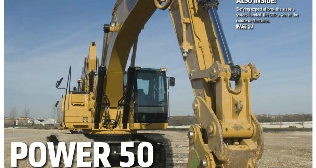 Commercial Real Estate Power 50 Cover