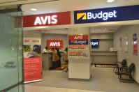 Avis Budget Group outlet in Toronto.