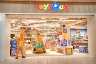 The new Toys R Us store at Garden State Plaza in Paramus.