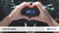 Subaru of America, Inc. released its inaugural Corporate Impact Report containing a sampling of the automaker's corporate responsibility stories and reflects benchmark data through the end of the 2018 calendar year on Dec. 23, 2019.