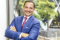 Suresh Krishnan; chief operating officer, North America Accident and Health; Chubb.