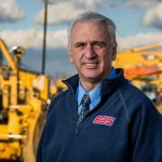 Greg Lalevee, business manager and general vice president, International Union of Operating Engineers Local 825.