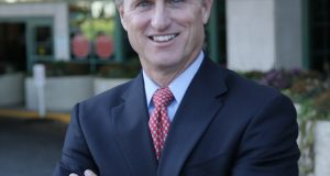 John Fromhold will leave his post as CEO of HMH Mountainside Medical center on May 1, 2020.