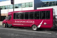 The Ramapo Roadrunner Express launched on Jan. 21, 2020.