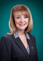 Trish Nuccio, first senior vice president, director of digital strategy, Lakeland Bank.