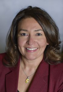 Teresa DiElmo, chief nursing officer and vice president for patient care services, Clara Maass Medical Center. - CLARA MAASS MEDICAL CENTER