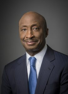 Kenneth Frazier, chairman and CEO, Merck.