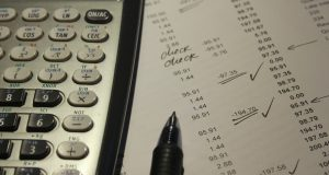 Accounting Report Credit Card Payment Charge
