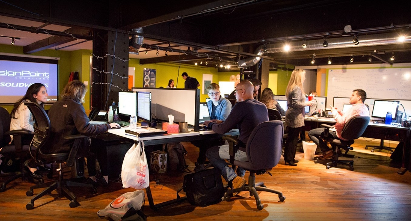 DesignPoint office - DESIGNPOINT