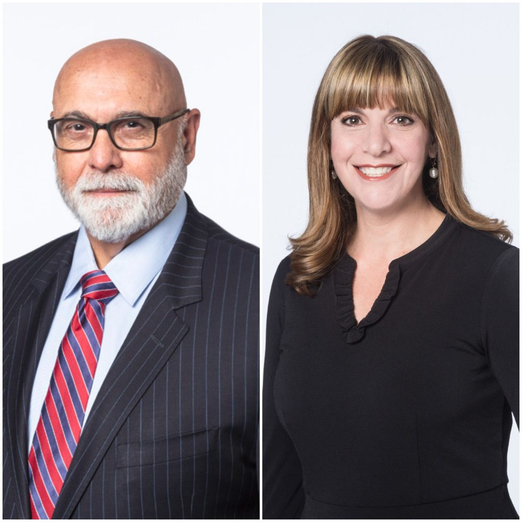 Co-Founder and Managing Partner Angelo Genova and Partner Rebecca Moll Freed will serve as general counsel to New Jersey Energy Coalition.- GENOVA BURNS