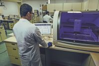 The new coronavirus tests will be run on the BD MAX Molecular Diagnostic Platform, which is already in use in nearly every state across the U.S. at hundreds of laboratories, with each unit capable of analyzing hundreds of samples per day. The system is fully automated, reducing the opportunity for human error and increasing the speed to result. Samples are capable of being analyzed start to finish in two to three hours.