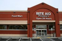A Rite Aid Pharmacy at 200 N. Lasalle St. in Durham, N.C.