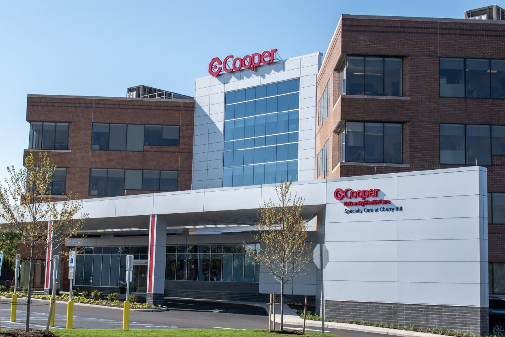 Cooper Specialty Care Center at Cherry Hill. - COOPER UNIVERSITY HEALTH CARE
