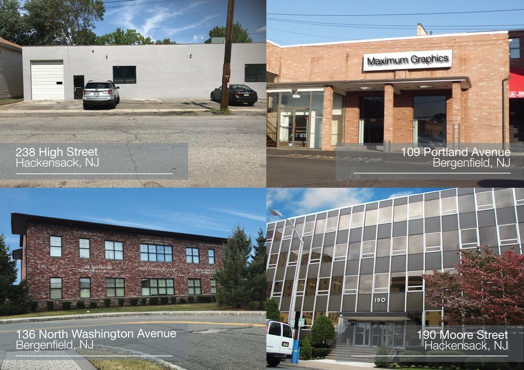 NAI James E. Hanson real estate advisor Anthony Cassano negotiated four Bergen County deals in the first quarter of 2020.