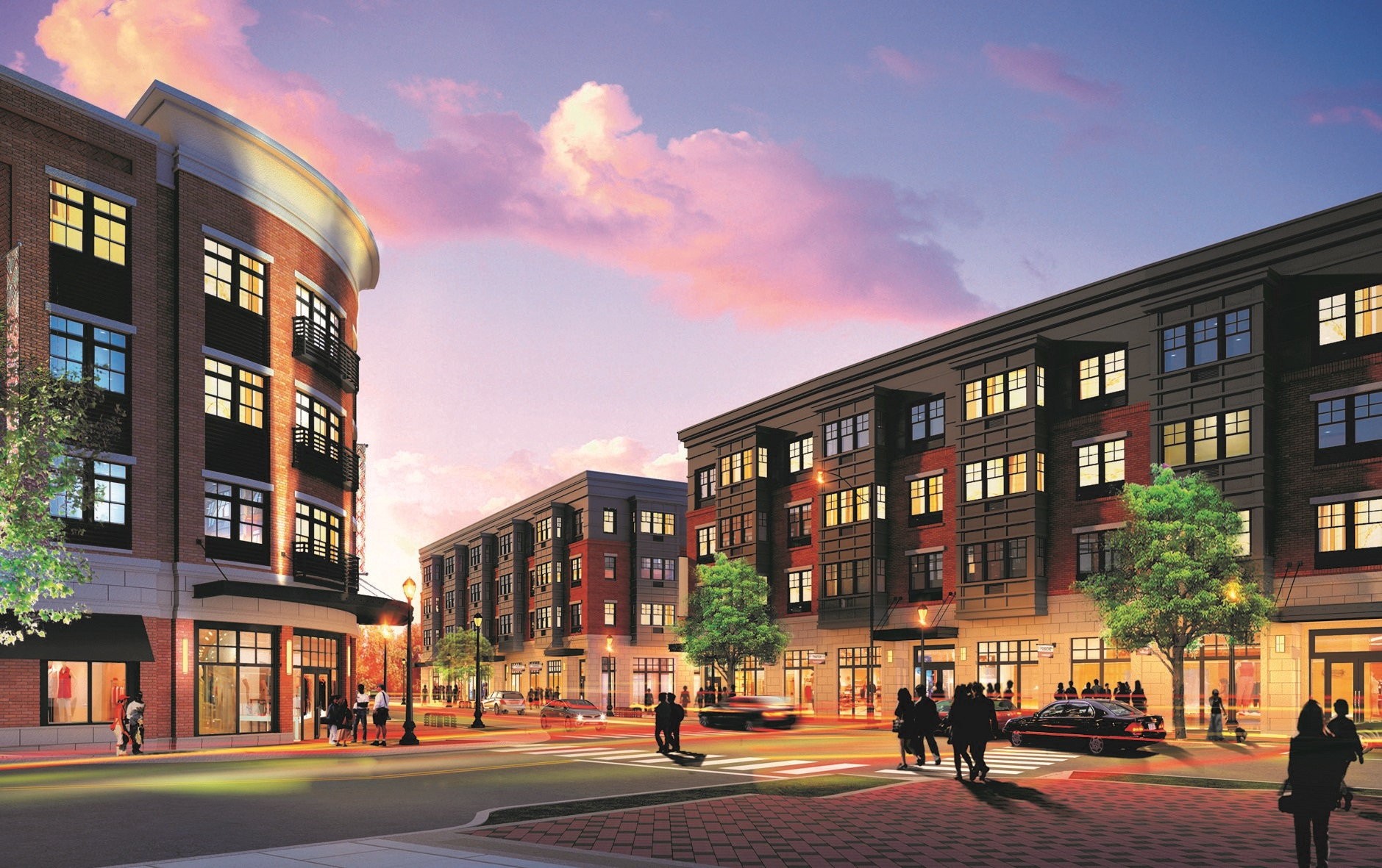Centurion Union, Phase II. - AMERICAN LANDMARK DEVELOPMENT