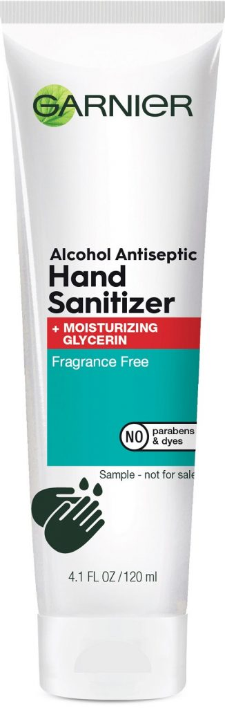 Garnier is manufacturing hand sanitizer at its Franklin facility.