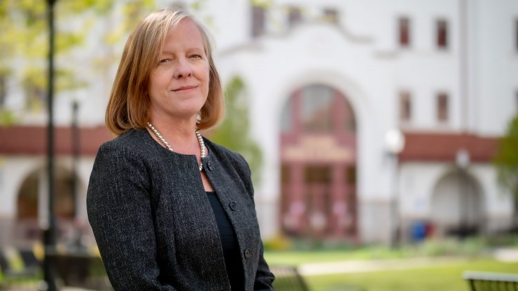 Kimberly Hollister's position as dean of the Felicano School of Business at Montclair State University is effective June 1. - MONTCLAIR STATE UNIVERSITY
