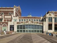Asbury Park Convention Hall and Paramount Theater.