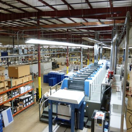 A McLean Packaging facility.