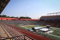 SHI stadium at Rutgers University in Piscataway where Gov. Phil Murphy delivered his revised Fiscal Year 2021 Budget Address on Aug. 25, 2020.