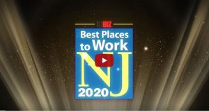 NJBIZ Best Place to Work in NJ YouTube Cover.