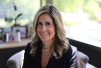 Caroline Berdzik, first woman on Goldberg Segalla's firmwide management committee and equity partner