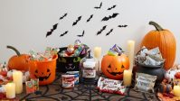 Halloween is a time for decorations, costumes, spooky-themed desserts and of course candy. - FERRERO USA