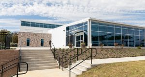 The Advanced Manufacturing and Engineering Center at County College of Morris will open Nov.18, 2020.
