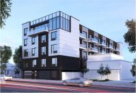 Rendering for 43-45 W. 32nd St. in Bayonne.