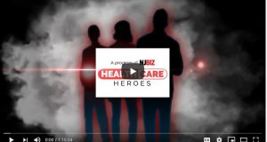 NJBIZ Health Care Heroes Video