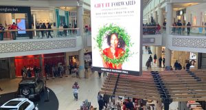 Holiday shopping has a different look during COVID. -FREEHOLD RACEWAY MALL