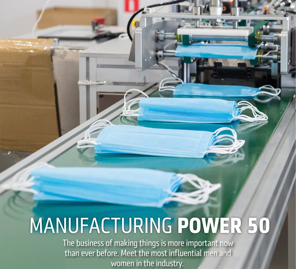 2020 Manufacturing Power 50