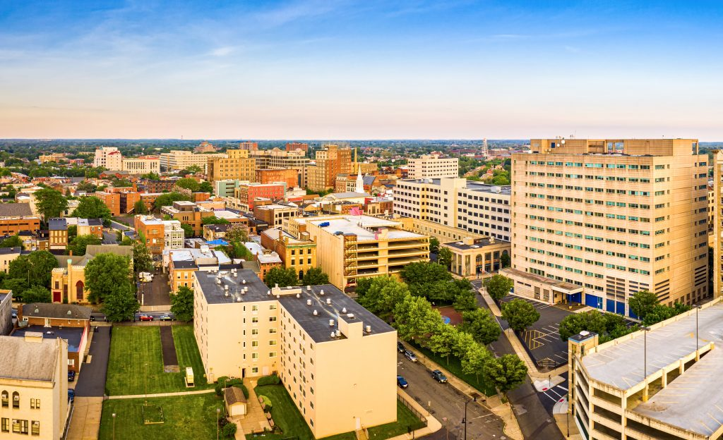 Trenton is one of the cities where tax credits cover up to 40% for projects, under the extension of the Economic Redevelopment and Growth program. - DEPOSIT PHOTOS