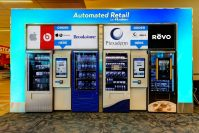 Hudson debuted a new, automated retail concept on March 31, 2021, which aims to create a contactless, 24/7 shopping destination that's all about putting the right products in the right places.