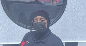 Checkers & Rally's Paterson General Manager Quashima Taylor