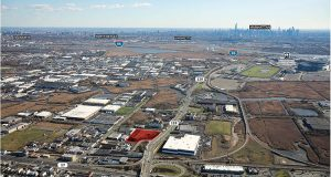 3-acre industrial property in the Meadowlands in Carlstadt.