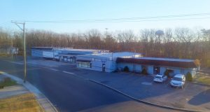 Retail/industrial building in Somers Point.