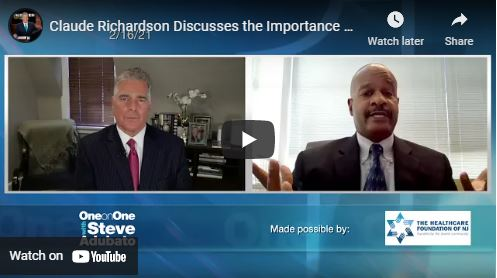 Delta Dental Executive Discusses the Importance of Diversity & Inclusion in the Workplace with Steve Adubato