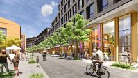 NJPAC expects to complete the development around the arts district in Newark by 2024.