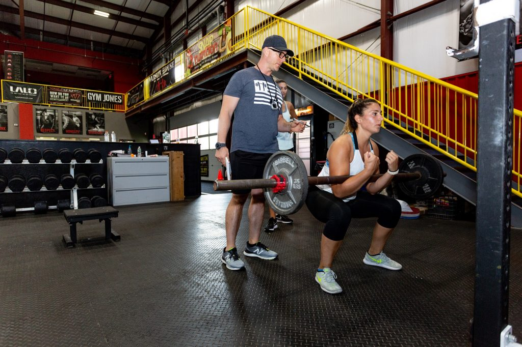 The training center has been a Bergen County institution for 15 years to its now 350-plus members, including several professional sportsmen. - VARSITY HOUSE GYM