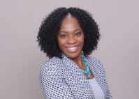 Uchenna Baker, vice president for student affairs and dean of students, Fairleigh Dickinson University.