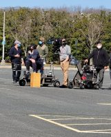 Recent film production at Bell Works in Holmdel.