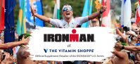 The Vitamin Shoppe has partnered with Ironman to become the Official Supplement Retailer of the Ironman U.S. Series.