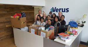 Verus embraced diversity long before it became an HR program or a PR move. VERUS