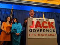 Former state Assemblyman Jack Ciattarelli declares victory in the Republican primary race to run for governor on June 9, 2021.