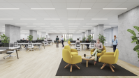 Campus offers flexible workspace at Bell Works in Holmdel.